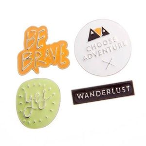 NEW Inspirational Pins from Happy Jackets